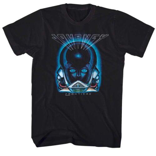 Journey Frontiers Album Cover Art Hommes T Shirt Rock Band Tour Concert Merch Top
