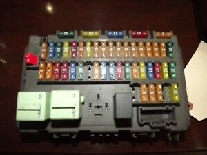 details about 2005 bmw mini cooper s interior fusebox 6906600 03 2005 Jaguar XJ Fuse Box