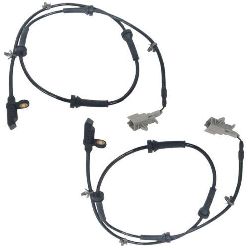2X REAR ABS WHEEL SPEED SENSOR FOR NISSAN X-TRAIL (2007-2013) MFA171x2NI