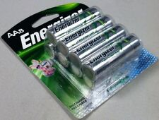 Energizer Recharge Rechargeable AA Battery 2300mAh NiMH 8 pack New Lowest Price!