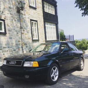 1995 Audi 90 CS Quattro V6 2.8