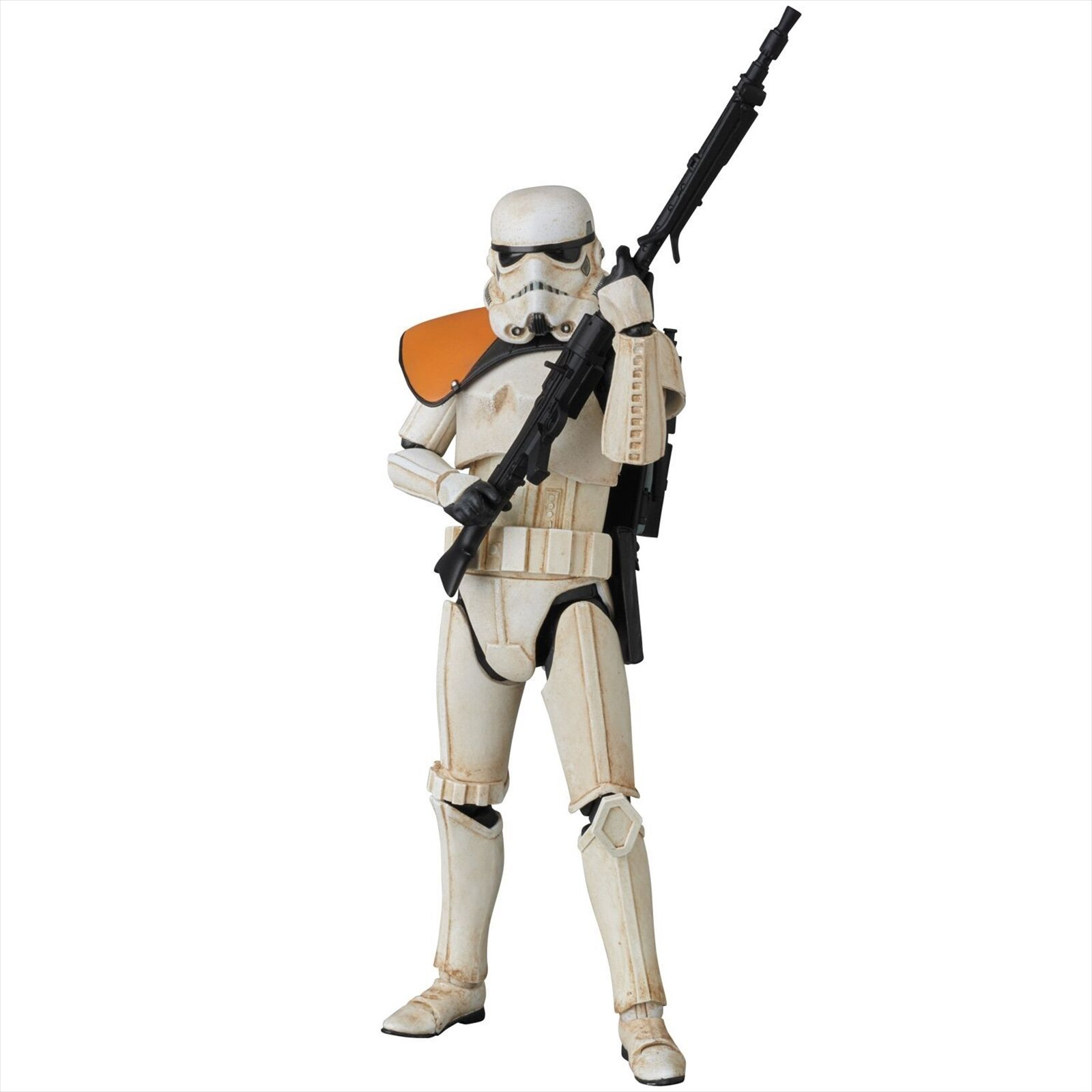 Mafex medicom sandtrooper star wars episode iv - action - figur