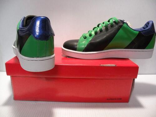 Alife Ccrgbg Größe 11 schwarz Cup Neu blau Grün rgb Court Sneakers f081 Herren Schuhe CCnrHZwq