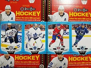 2019-20-O-Pee-Chee-Blue-Border-YOU-PICK-FROM-LIST