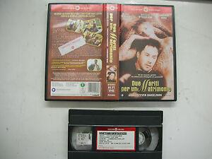 DUE-MARITI-PER-UN-MATRIMONIO-1998-VHS-italiano
