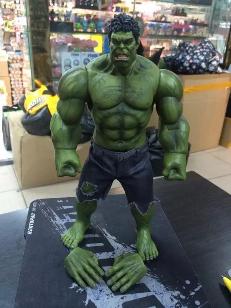 Marvel The Avengers Hulk Super Heroes PVC Action Figure Model Toys 26cm