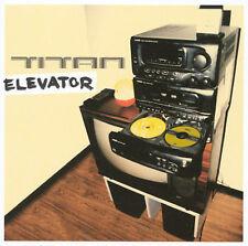 Elevator by Titan (Mexico) (CD, 2000 Virgin) Enhanced/Acid Jazz Rock