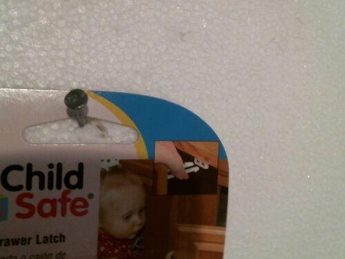 ABC Child Safe S-4439 Cabinet /& Drawer Latch
