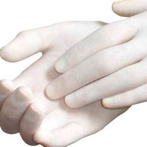 New-Fortuna-Latex-Gloves-Pack-100-Powder-Free-Small-Medium-amp-Large-FT-485-6-7