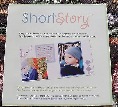 4 X 6 PHOTO MATS AND CREATIVE MEMORIES 3 JOURNALING BOXES 1 STICKER  NIP 5