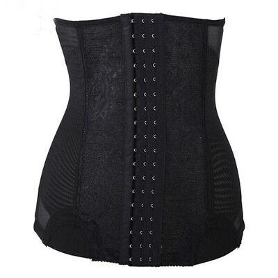 Waist Tummy Belly Slim Body Shapewear Belt Corset Cincher Trimmer Girdle  2Color