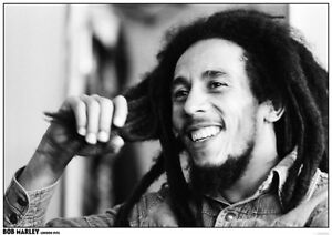 """Bob Marley NEW A1 Size 84.1cm x 59.4cm -approx 33"""" x 24"""" Poster"""