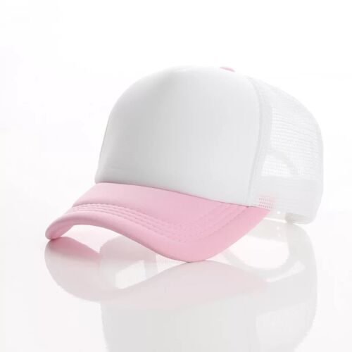 3Colors Hat Men Women Cotton Baseball Cap Mesh Hat Adjustable Outdoor Sport NEW