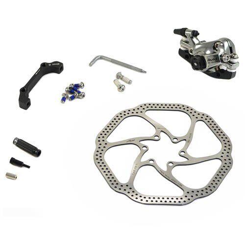 Avid BB7 Road SL Mechanical Disc Brake,HS1 160mmx6 Bolt redor,Front or Rear