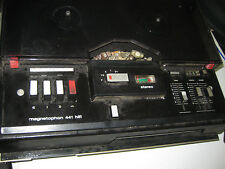 Telefunken Tonbandgerät Bandmaschine magnetophon Typ M 441 hifi Rarität Vintage