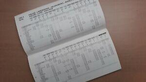 ► Timetable summer 2003 trains Skane-Denmark: Malmö, Lund, Helsinborg, Kobenhavn