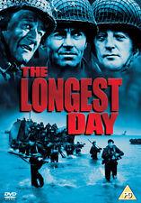 DVD:THE LONGEST DAY - NEW Region 2 UK