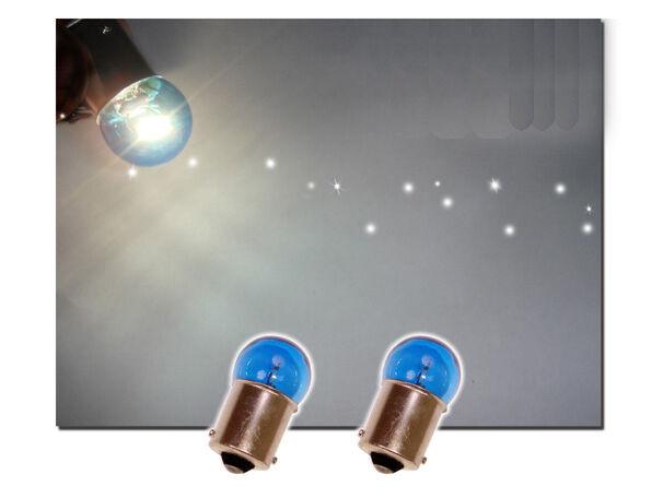 GP THUNDER G18 1156 61 63 69 71 81 # 67 Super White Xenon Halogen Light Bulbs