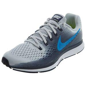 34 Calzado azul Nike 880555 para 14 o Pegasus correr Nuevo 826216220465 hombre 008 Air Zoom Tama Platino para BIBwqt