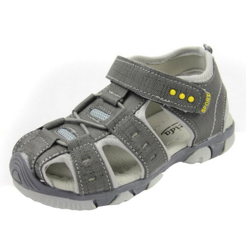 Summer Kids Boys Toddler Sport Water Sandals Closed-Toe Outdoor Casual Shoes New