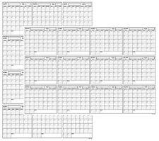 best huge 9 month academic dry or wet erase wall calendar planner
