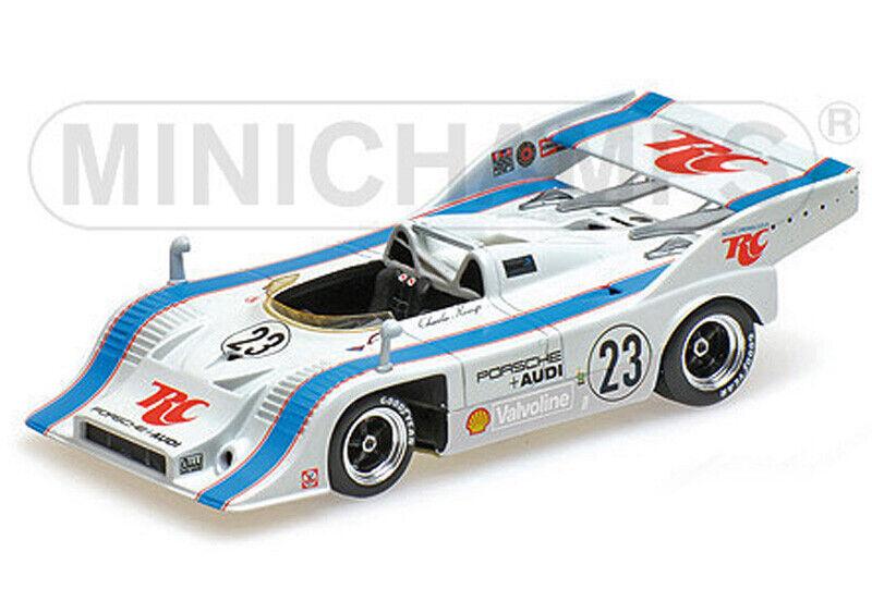 Porsche 917/10 1973 Can Am Watkins Glen RINZLER MOTORACING Charlie KEMP 1:43