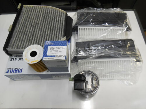 MERCEDES CLS W218 CHASSIS CLS350 CDI M642.853 V6 DIESEL ENGINE SERVICE KIT