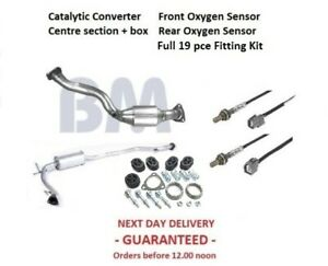 Catalytic-Converter-Exhaust-Stolen-on-your-Honda-Jazz-This-is-the-kit-you-need