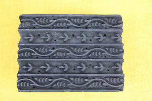 Hand Carved Wooden printing blocks wooden printing stamps textile stamps clay