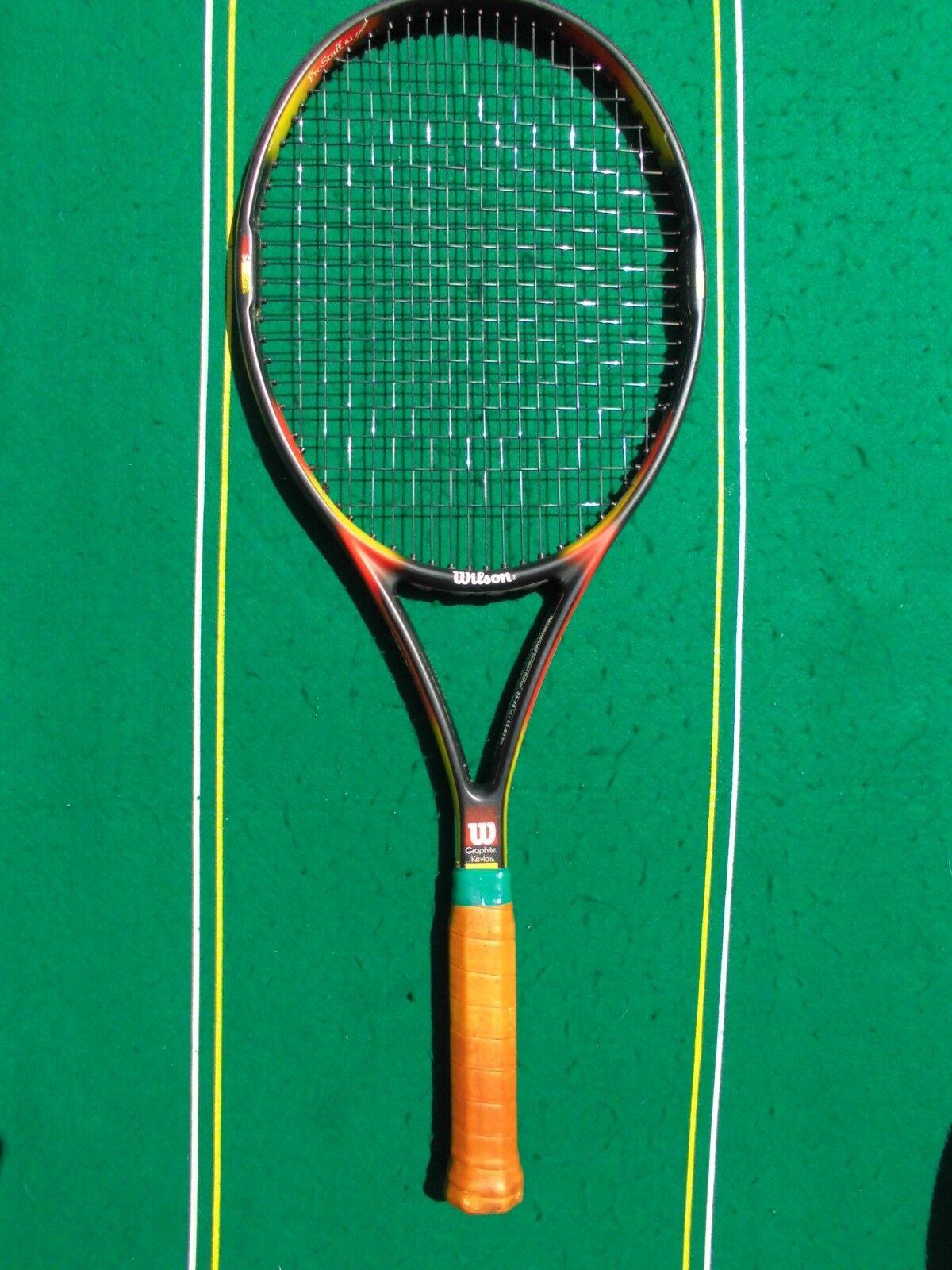 Personalizado Wilson Pro Staff 6.1 Ex-Stretch Classic 95 MP 18x20 Encordada Excl