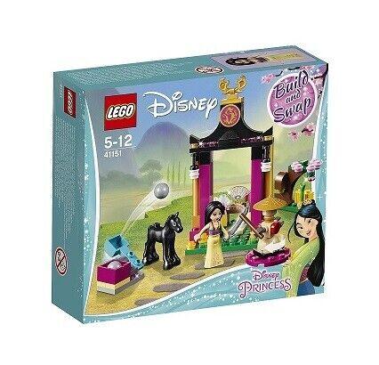 Lego Disney Princess 41151 L/'Entraînement de Mulan Jeu construction 5-12 ans