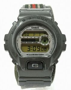 Orologio-Casio-Gshock-DW-6900-gshock-vintage-rare-watch-digital-clock-casio