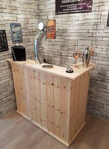 Louisiana Home Bar Wine Mancave