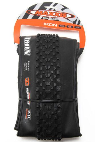Maxxis IKON 29 x 2.2 29 x 2.0 Tire 120 TPI 3C Maxx-Speed EXO TR MTB Tire