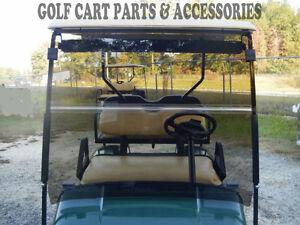 EZGO TXT & Medalist Tinted Windshield 1994-2013  *New In Box Golf Cart Part*