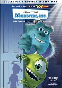 Monsters-Inc-dos-Discos-Collector-039-s-Edition-DVD