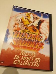 Dvd-sillas-de-montar-calientes-Blazing-saddles-con-mel-brooks-039