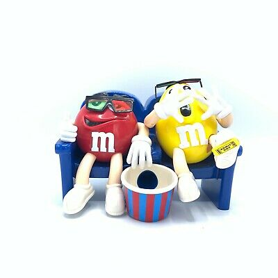 M M S Candy Dispenser Movie Theater Seats At The Movies Ebay