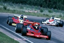 Niki Lauda Parmalat Brabham BT46B Swedish Grand Prix 1978 Photograph 5