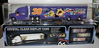 Display Case For 1 64 Scale Trucks Trains Hot Wheels Small Dragsters Semi Truck Toys