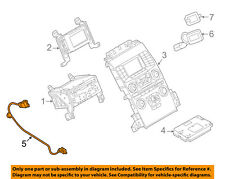 Toyota 86760-06010-D1 Telephone Antenna Assembly