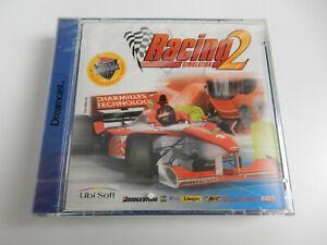 Racing Simulation 2  für Sega Dreamcast - CIB - Neu in Folie !