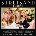 Encore: Movie Partners Sing Broadway [LP] by Barbra Streisand (Vinyl, Aug-2016, Columbia (USA))