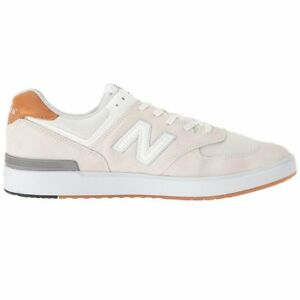 size 40 44577 3214e Details about New Balance 574 All Coasts Skate Style Beige Men