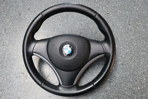 Original-BMW-E81-E82-E87-E88-E90-E91-E92-E93-X1-E84-Leder-Sport-Lenkrad-6795570
