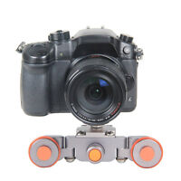 Portable Auto Video Car Photography Camera Sliding Slider Track Small Rail Car