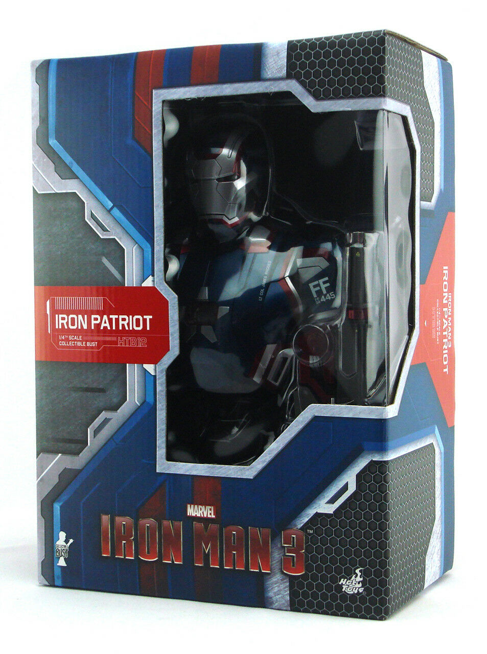 Hot Hot Hot Toys Cosbaby Iron Man Mark III Figure Marvel Universe Avengers New In Box 7ee810