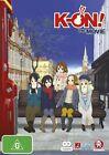 K-On! - The Movie (DVD, 2013, 2-Disc Set)