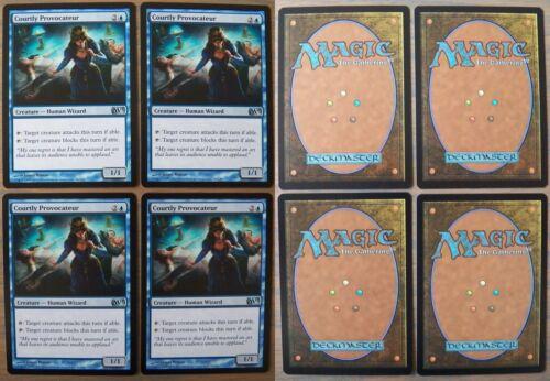 M13-2013 Core Set 4x Courtly Provocateur