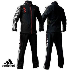 a32f84d1 Image is loading adidas-Martial-Arts-Budo-Warm-up-Tracksuit-TR02